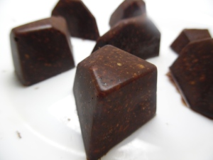 Mint chocolate (raw)