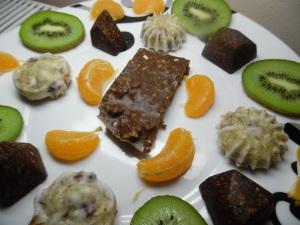 Dessert plate #3 (raw)